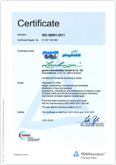 certificato politica energetica