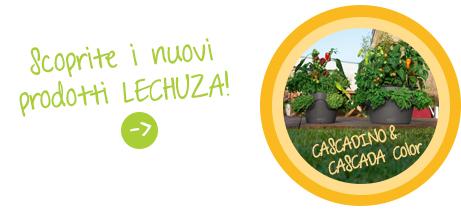 Scoprite i nuovi prodotti LECHUZA: CASCADA CASCADINO